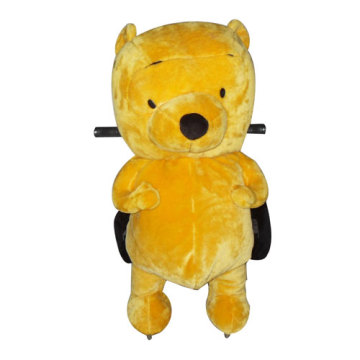 Quality for Coin Operated Animal Rides Electric Ride LXYL-015 supply to Western Sahara Factory