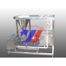 Système de dispersion de mélange liquide de poudre en ligne
