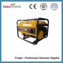 3kw pequeno gerador de gasolina portátil para uso doméstico