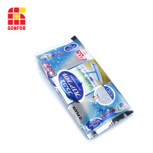 Bolsa de refuerzo lateral impresa personalizada para tejido húmedo