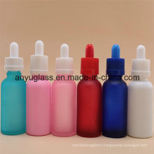 5ml-100ml Essential Oil Glass Bottles with Different Color