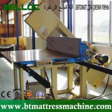 Proveedor de la máquina de corte de línea recta ángulo espuma