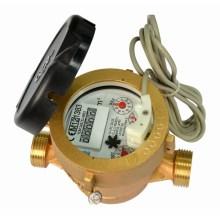 Single Jet Liquid Gefüllte Wasserzähler Klasse C / R160