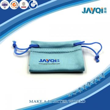 Microfiber Cell Phone Pouch with Screen Printing