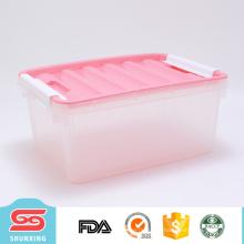 Chine usine facile sundries pas cher boîtes de rangement en plastique de haute qualité