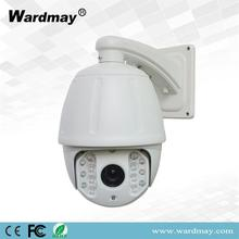H.265 20X Speed ​​Dome 2.0MP PTZ IP Camera