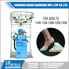 Cheapest Factory for Socks Making Machine Fashion Invisible Sock Knitting Machine Price supply to Greece Factories
