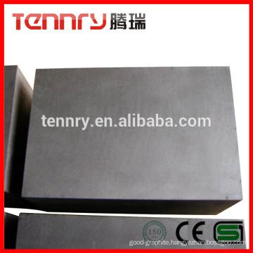 Qingdao Hot Sale High Strength Isostatic EDM Carbon Graphite Block