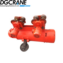 Trolley type 2ton electric wire rope hoist