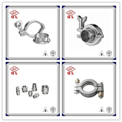 Sanitary Clamp Fittings