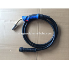 co2 welding torch and accessories