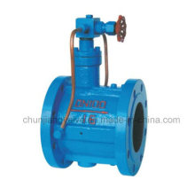 Hh46X Tiny Resistance Slow Closing Butterfly Check Valve
