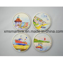 Souvenir Ceramic Sea Viewing Coaster Gifts