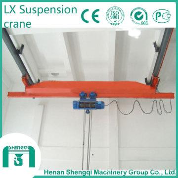 Lx Model Single Beam Suspension Bridge Crane 2 Ton