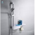 Bathroom Accessory 304 Stainless Steel Storage Rack Mirror Polishing Storage Holder