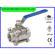 Forged Ball Valve-Sw End