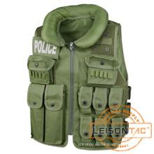 Policía chaleco liberación rápida respuesta rápida chaleco equipo de combate ejército chaleco ISO y el estándar de SGS
