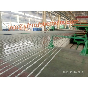 Acid Alkli Rubber Conveyor Belt