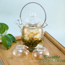 100% Handmade Flower Artistic Blooming Tea (BT002)