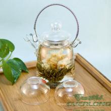 100% flor artesanal chá de florescência artística (BT002)