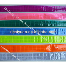 colorful crystal reflective PVC tape