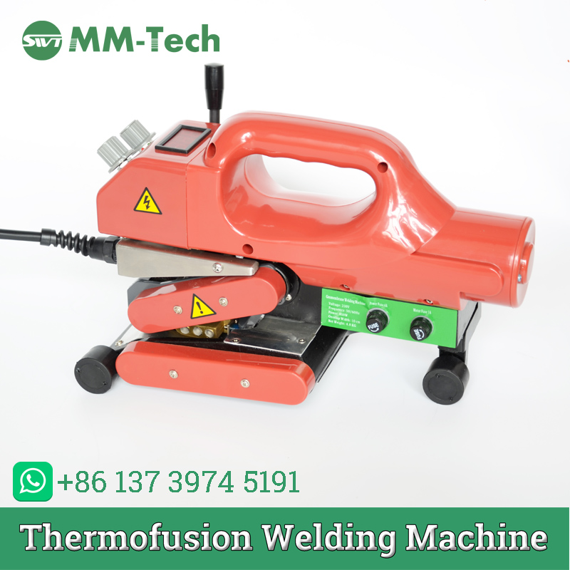 Hdpe electrofusion Geomembrane welding machine
