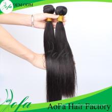 100% Необработанные Бразильские Человеческие Волосы Remy Девственницы