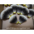 Fan Shape 20mm Two Band Badger Knot