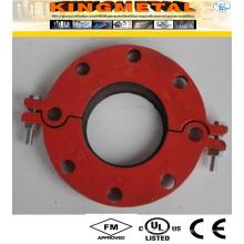 Fijación acanalada del hierro dúctil del hierro de 300psi de ASTM A536