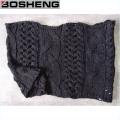 Custom Unisex Winter Neck Gaiter Knitted Infinity Scarf