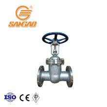 Garantía 10 años de calidad superior 4 pulgadas válvula de compuerta de agua 1 pulgada válvula de compuerta automática dn32