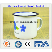 Enamel Customized Printing Mug