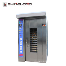 Guangzhou Commercial Industrial 16-Layer 16-Tray Bakery Rotary Bread Oven Itália