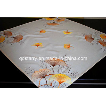 Ginkgo Leaf Design Table Cloth Fh238