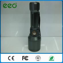 Torches rechargeables à longue distance à laser à laser vert avec lampe torche led avec pointeur laser