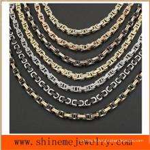 316L Bijoux byzantine en titane en acier et bijoux en acier inoxydable (SSNL2650)