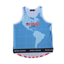 100% Polyester Basketball Fußball Training Jersey Sport Jersey (TT5008)