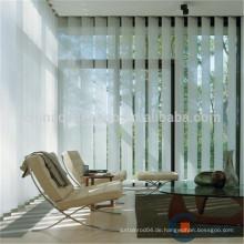 Bester Preis Plastikstreifentürvorhang vertikale Fensterläden