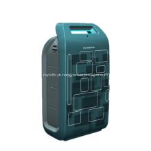 Purificador de ar multifuncional com filtro HEPA