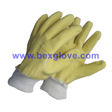 Tc Twill Latex Glove, Work Glove