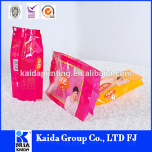 China New Design plastic food packaging bag for sugar packaging,dry food packaging