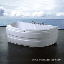 Outdoor Spa Tub with Flexible Hose, Spray Jets and Control Panels