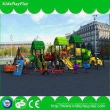 Novo equipamento de recreação ao ar livre para crianças de design infantil