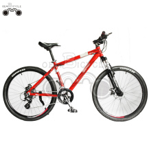 26 inch 21 speed aluminum mountain bike