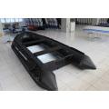 SA Serie Aluminiumboden Aufblasbares Boot, Arbeitsboot, Rettungsboot