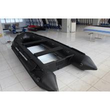 Serie SA aluminio piso barco inflable, barco, barco de rescate de trabajo