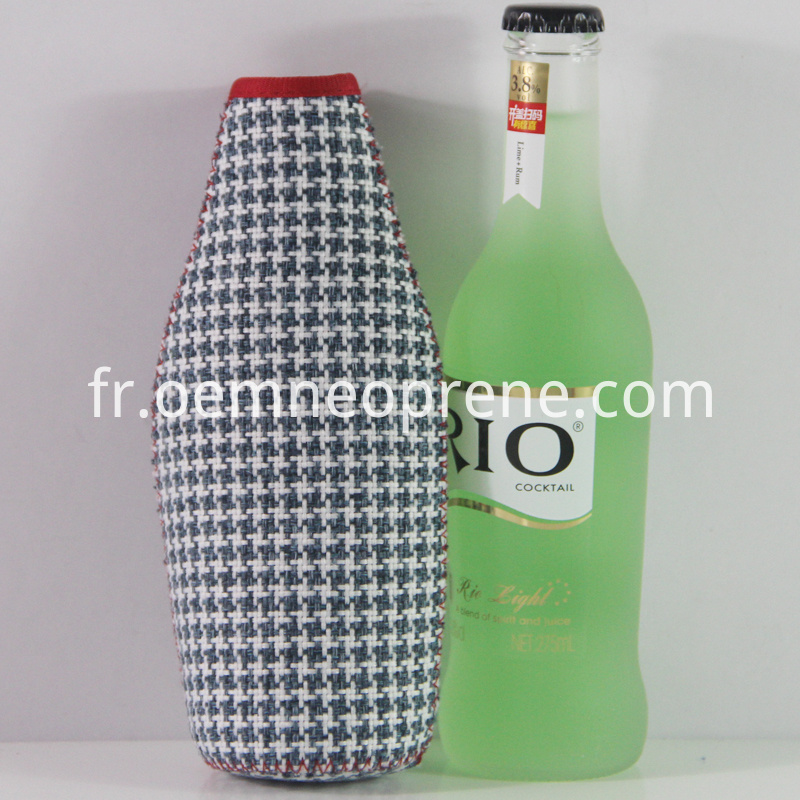 Neoprene Champagne Bottle Covers