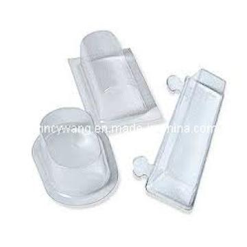 Embalagem plástica clara para a eletrônica (HL-135)