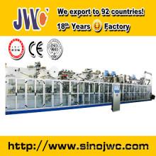 Nueva máquina de embalaje caliente del pañal del bebé de la venta (CE aprobado) JWC-NK350