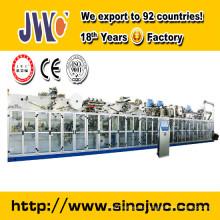 Máquina de embalagem quente nova do tecido do bebê da venda (CE aprovado) JWC-NK350